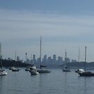 Watsons Bay NSW by Judy Woodman