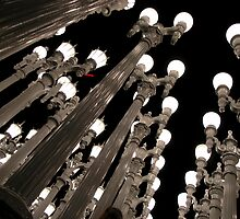 The Lights at LACMA by Rebecca Dru