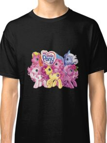 My Little Ponies Classic T-Shirt