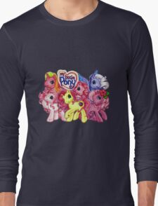 Vintage My Little Pony Long Sleeve T-Shirt