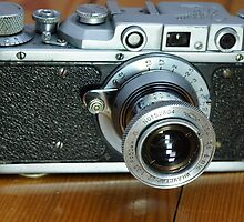 photo camera by mrivserg