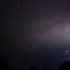 Lightning Flash by Marc  Rossmann