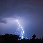 Lightning Split by Marc  Rossmann