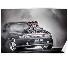 MAAD SS Burnout Poster