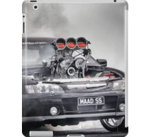 MAAD SS Burnout iPad Case/Skin