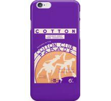 COTTON CLUB (vintage illustration) iPhone Case/Skin