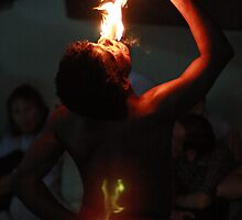 Fire breather - Kandy, Sri Lanka by fionapine
