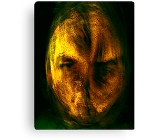 me masks.... taxi driver Canvas Print