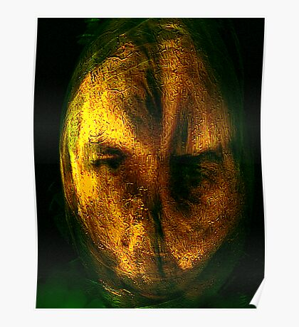 me masks.... taxi driver Poster