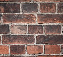 old brickwork  by mrivserg