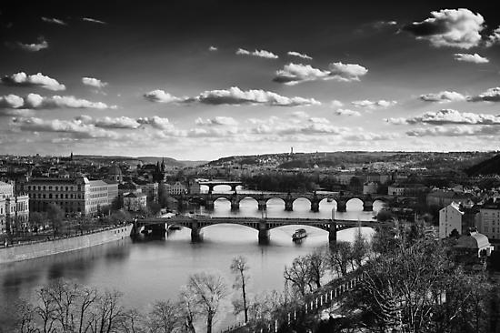 Prague Dreams by Edmund Selous