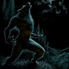 Howl of the Werewolf by Paul Mudie