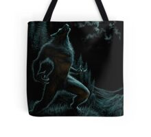 Howl of the Werewolf Tote Bag