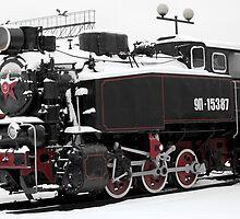 locomotive by mrivserg