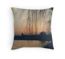 Setting 10 Throw Pillow