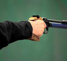 pistol   by mrivserg