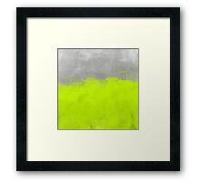 Abstract painting #3 Framed Print