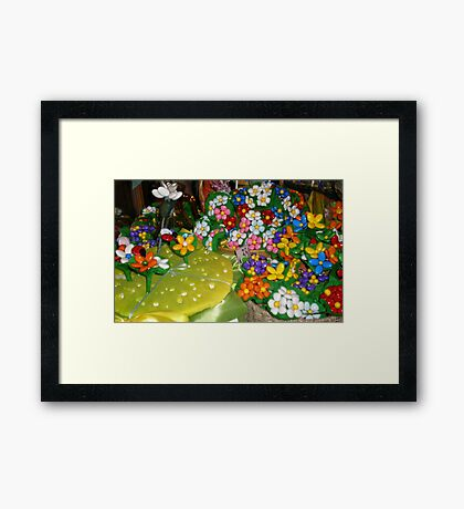 Happy Easter!! Framed Print