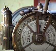 Ship telegraph by mrivserg