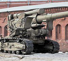 Howitzer   by mrivserg