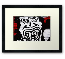 Graffiti 16 Framed Print