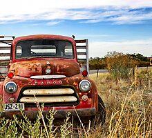 FARGO ... the Truck !! by Ali Brown