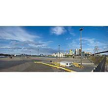 Johnstons Wharf (Hyundai Wharf) Photographic Print
