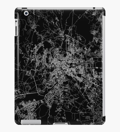 Rome map iPad Case/Skin
