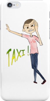 taxi by cheekydia