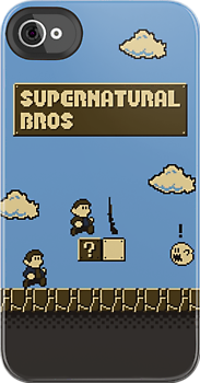 Supernatural Bros. - Blue by byway