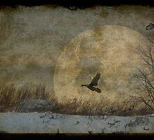 Sister moon by MarieG