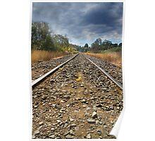 Tea Tree Track - Tasmania Poster