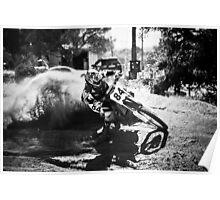 MotoX Bank Poster