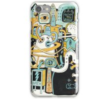 Welcome my son, welcome to the machine iPhone Case/Skin