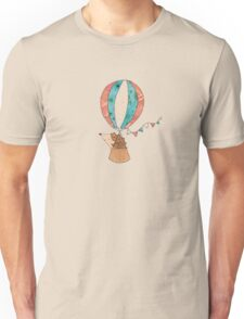 Flying hedgehogs! Unisex T-Shirt