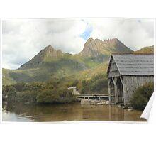Cradle Mountain/Dove Lake, Tasmania Poster