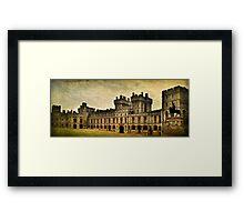 Windsor Castle Upper Ward Framed Print