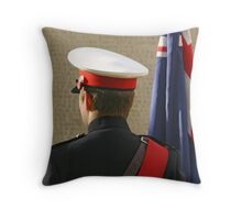 Remember Them Throw Pillow