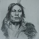 Sioux Warrior Gall by MrDavid