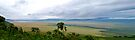 The Ngorogoro Crater by Linda Sparks
