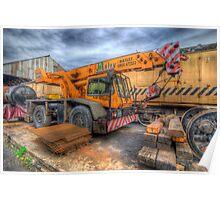 Big Crane 2.0 Poster