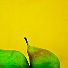 The Pears by Clockworkmary