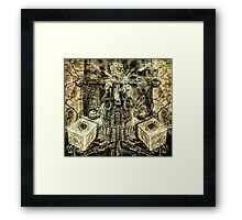 Godisnowhere666 - Graphic  Framed Print