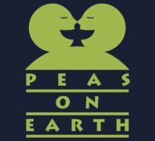 Peas On Earth by Kim  Lynch