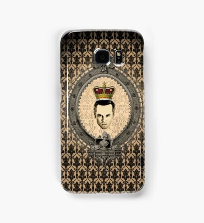 """""""Honey...You should see me in a crown!"""" Samsung Galaxy Case/Skin"""