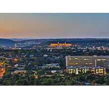 Pretoria at night #7 Photographic Print