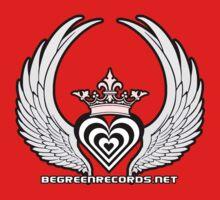 Zebra Heart 1 - April 2012 Baby Tee