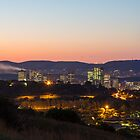 Pretoria at night #8 by Rudi Venter