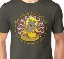 Good Vibes Catnip Cafe Unisex T-Shirt