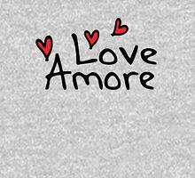 LOVE AMORE Unisex T-Shirt